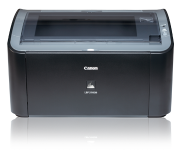 Canon LaserShot LBP 2900B Monochrome A4 Laser Printer (Black/Grey)