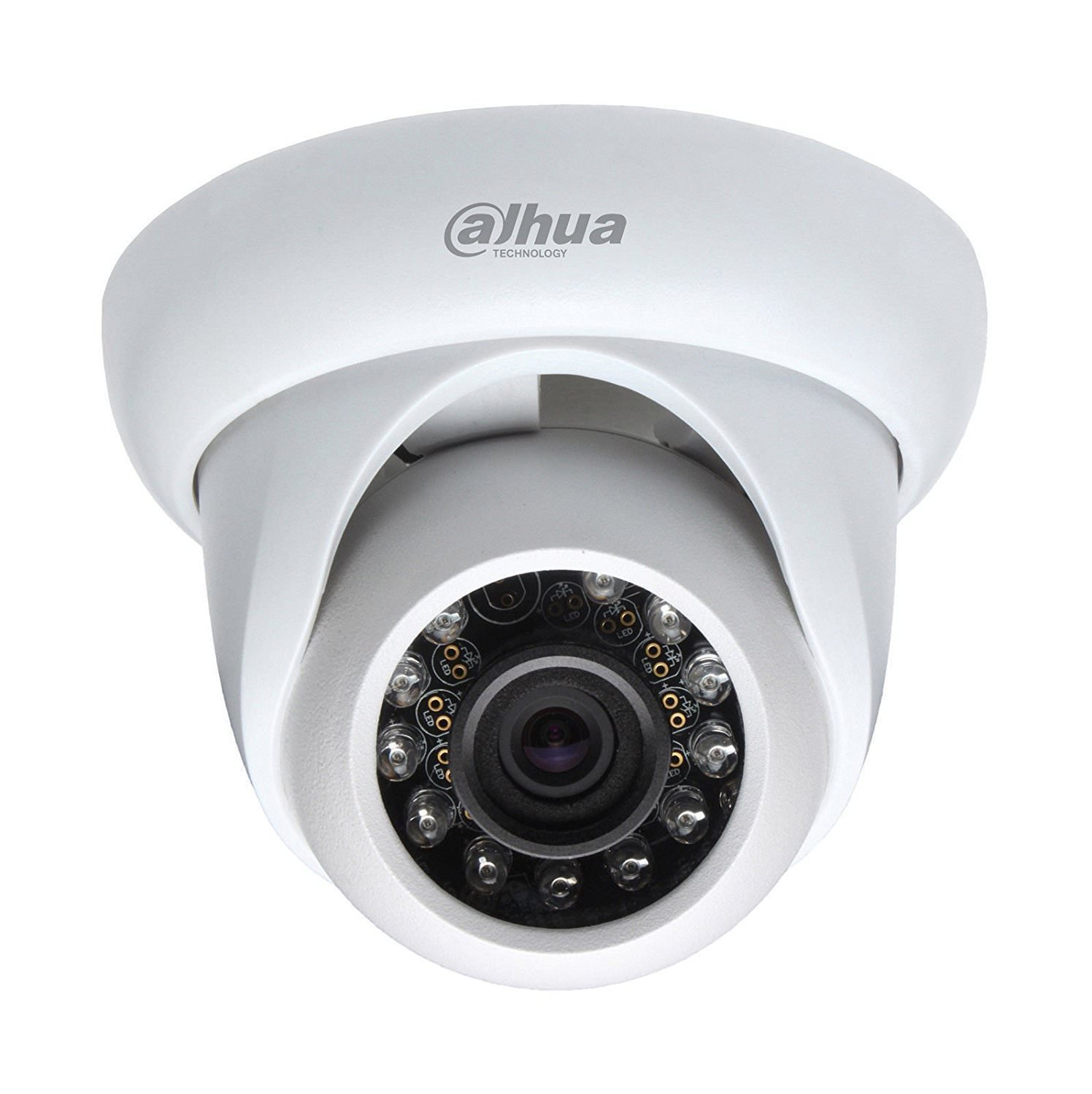 Dahua DH-HAC-HDW1200SP-0360 HD Dome 2MP 1080P Indoor Camera