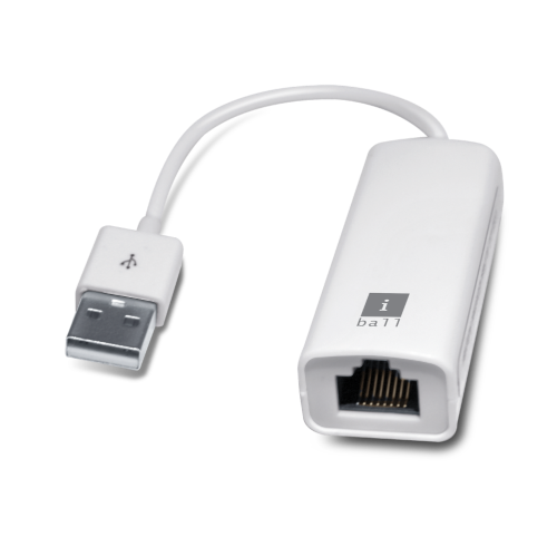 iBall USB to Ethernet Adapter 10/100Mbps