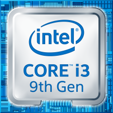 Intel Core i3-9100F 9th Gen Desktop Processor 4 Core Up to 4.2 GHz LGA1151 300 Series 65W