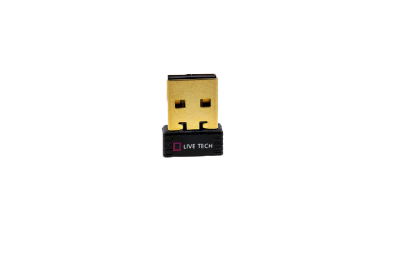 LIVE TECH WD 04 - WIRELESS WIFI ADAPTER (150 MBPS)